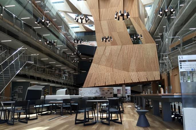 Australian Interior Design Awards 2015 Public Design Award. | Melbourne  School of Design at The University of Melbourne, John Wardle Architects in  ...