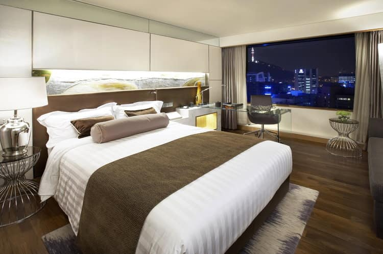 10 Best Luxury Hotels In Seoul South Korea