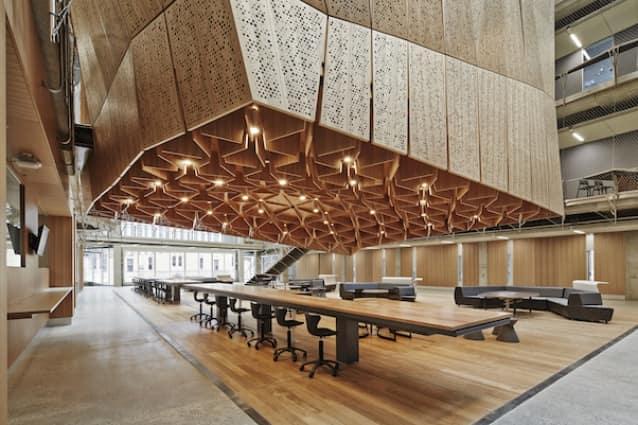 Australian interior design awards 2015 public design for Interior design awards